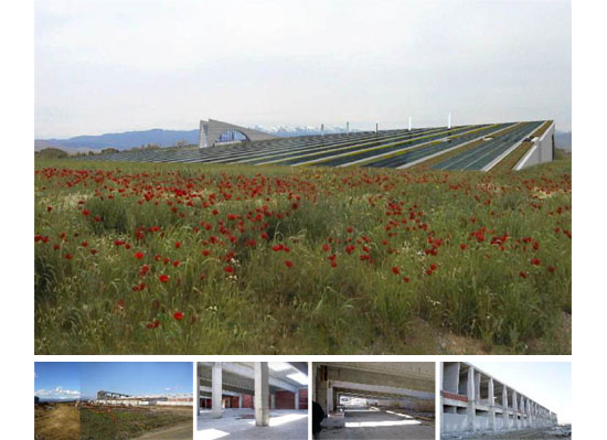 Heliodomi Photovoltaic Production Facility